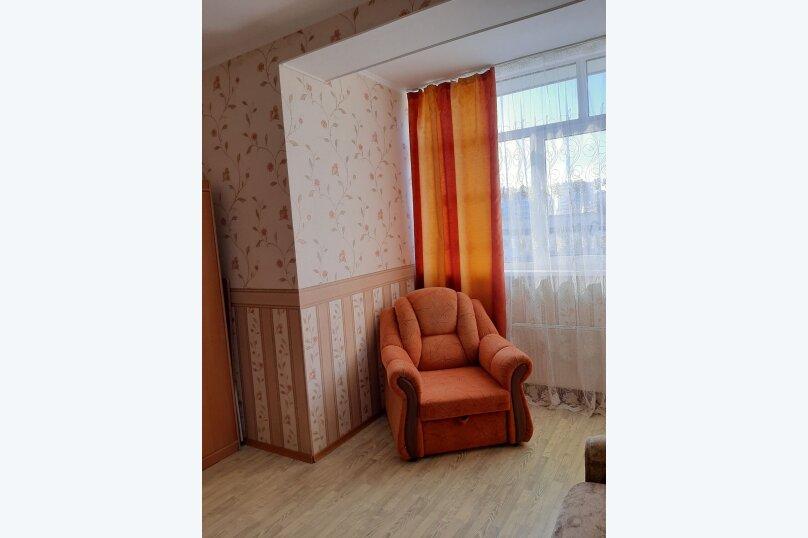 1-комн. квартира, 50 кв.м. на 3 человека, улица Адмирала Фадеева, 21Д, Севастополь - Фотография 7