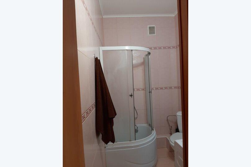 1-комн. квартира, 50 кв.м. на 3 человека, улица Адмирала Фадеева, 21Д, Севастополь - Фотография 12