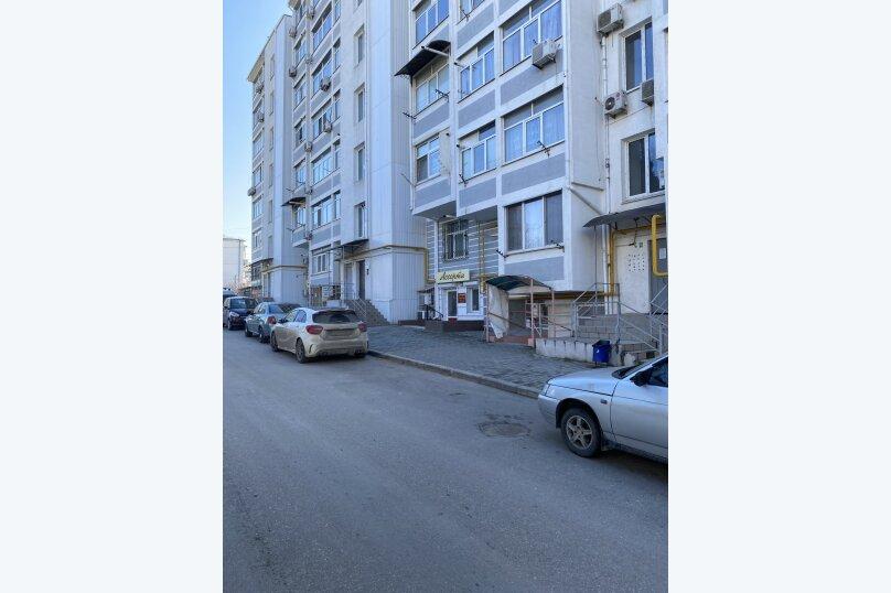 1-комн. квартира, 50 кв.м. на 3 человека, улица Адмирала Фадеева, 21Д, Севастополь - Фотография 13