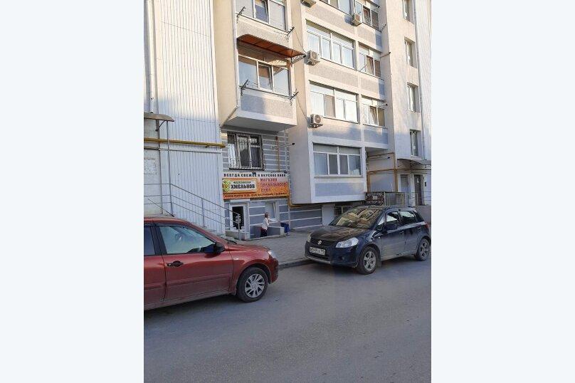 1-комн. квартира, 50 кв.м. на 3 человека, улица Адмирала Фадеева, 21Д, Севастополь - Фотография 14