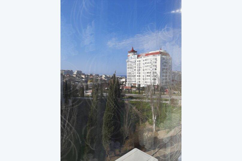 1-комн. квартира, 50 кв.м. на 3 человека, улица Адмирала Фадеева, 21Д, Севастополь - Фотография 15
