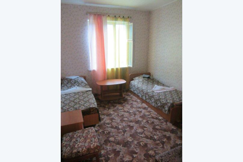 Отдельная комната, Кипарисная, 1р, Щелкино - Фотография 1