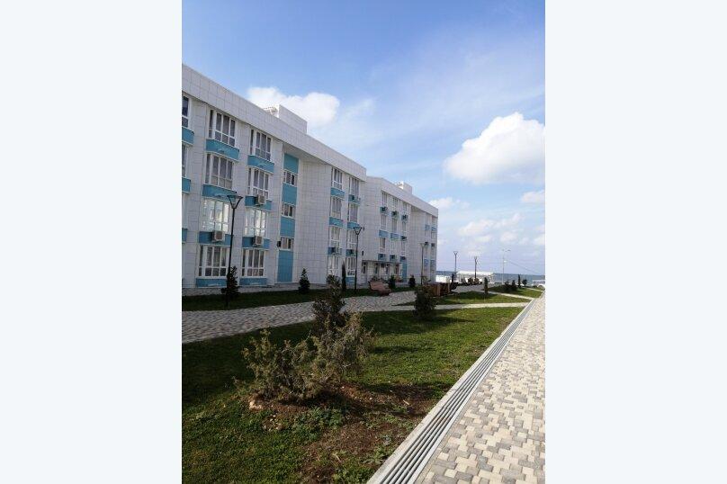 1-комн. квартира, 25 кв.м. на 3 человека, улица Челнокова, 19Ак4, Севастополь - Фотография 2