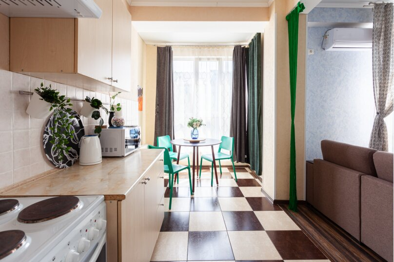 1-комн. квартира, 36 кв.м. на 4 человека, Баварская улица, 8, Краснодар - Фотография 2