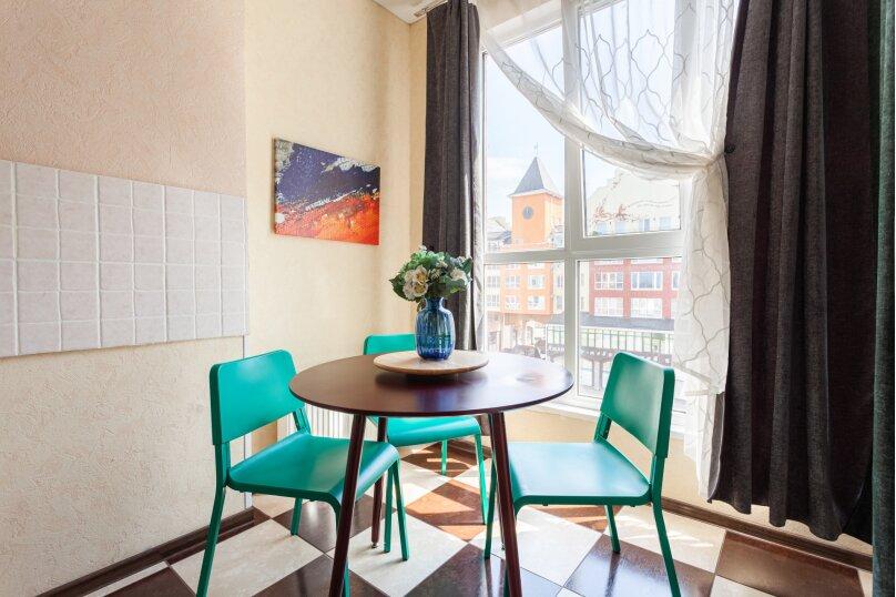 1-комн. квартира, 36 кв.м. на 4 человека, Баварская улица, 8, Краснодар - Фотография 1