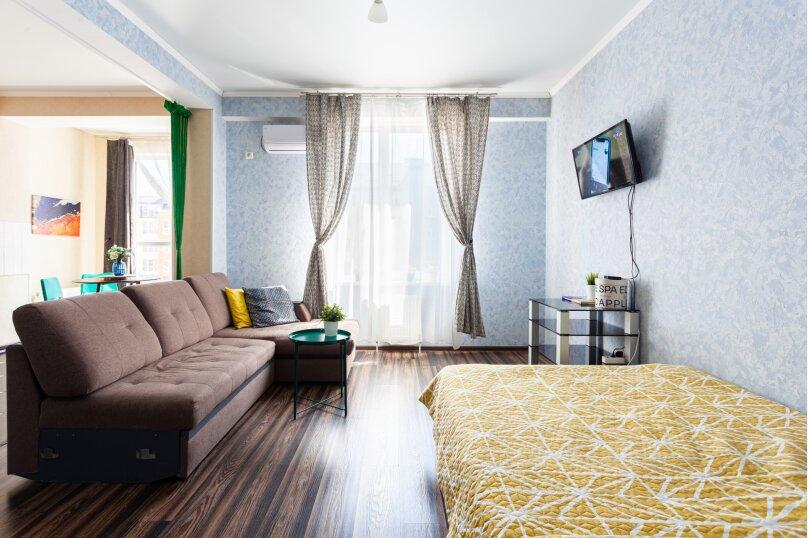 1-комн. квартира, 36 кв.м. на 4 человека, Баварская улица, 8, Краснодар - Фотография 6