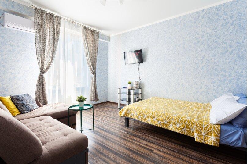 1-комн. квартира, 36 кв.м. на 4 человека, Баварская улица, 8, Краснодар - Фотография 7