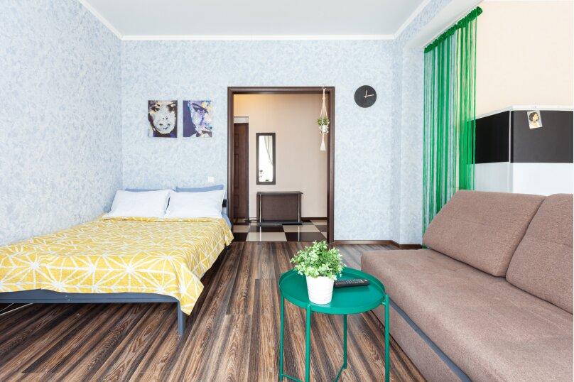1-комн. квартира, 36 кв.м. на 4 человека, Баварская улица, 8, Краснодар - Фотография 10
