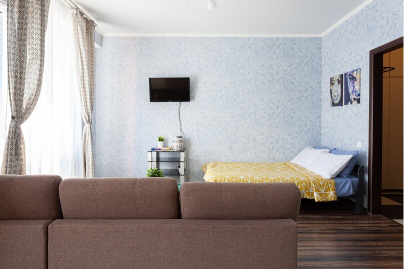 1-комн. квартира, 36 кв.м. на 4 человека, Баварская улица, 8, Краснодар - Фотография 15