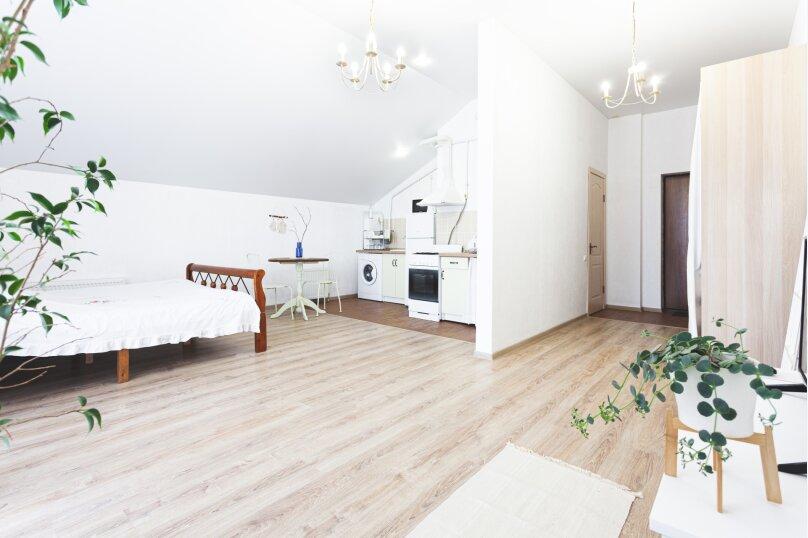 1-комн. квартира, 40 кв.м. на 3 человека, проспект Гёте, 7, Краснодар - Фотография 12