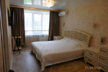 3-комн. квартира, 57 кв.м. на 6 человек, улица Дёмышева, 156, Евпатория - Фотография 1