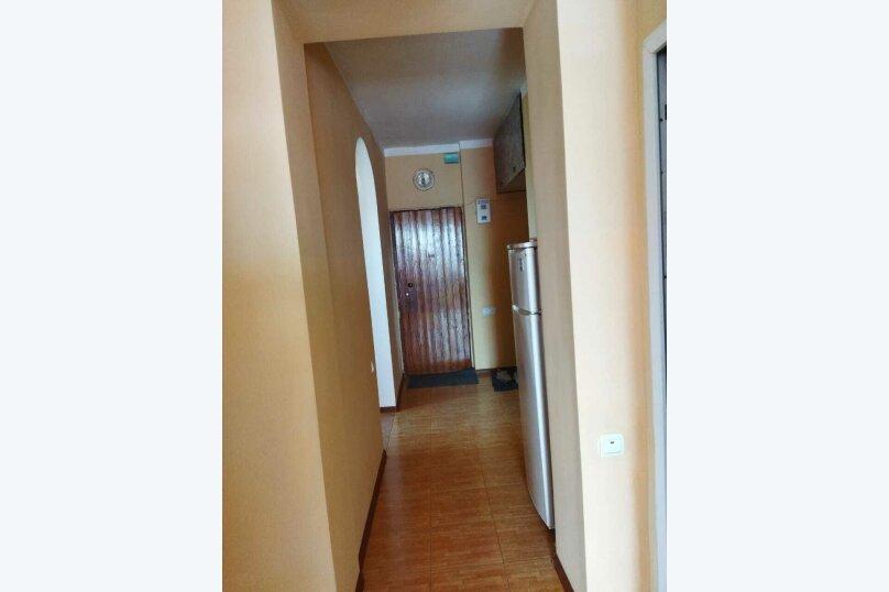 2-комн. квартира, 42 кв.м. на 5 человек, улица Лакоба, 8, Гагра - Фотография 6