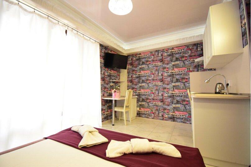 Люкс № 2 с кухней-студией, улица Мокроуса, 5, Феодосия - Фотография 4