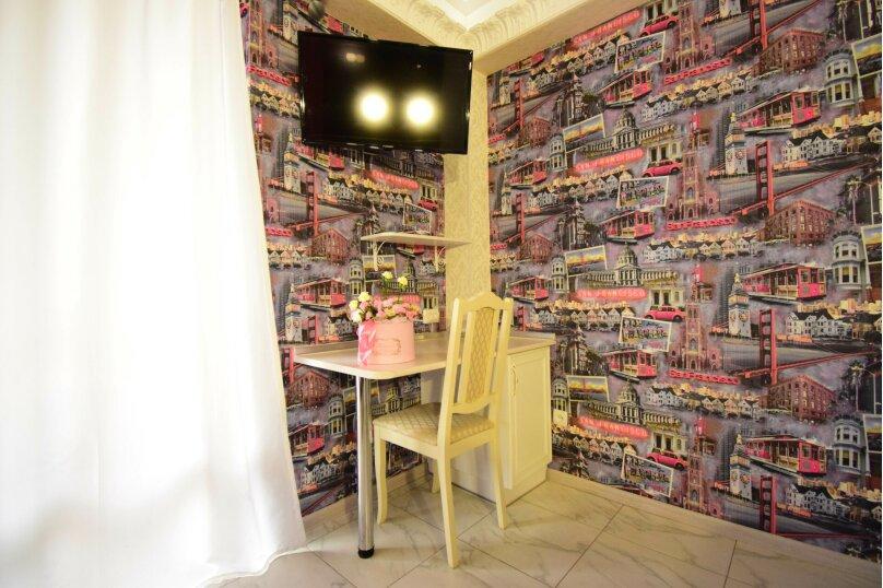 Люкс № 2 с кухней-студией, улица Мокроуса, 5, Феодосия - Фотография 9