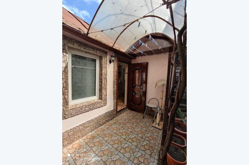 2-комн. квартира, 35 кв.м. на 4 человека, Среднеслободская улица, 11, Ялта - Фотография 40
