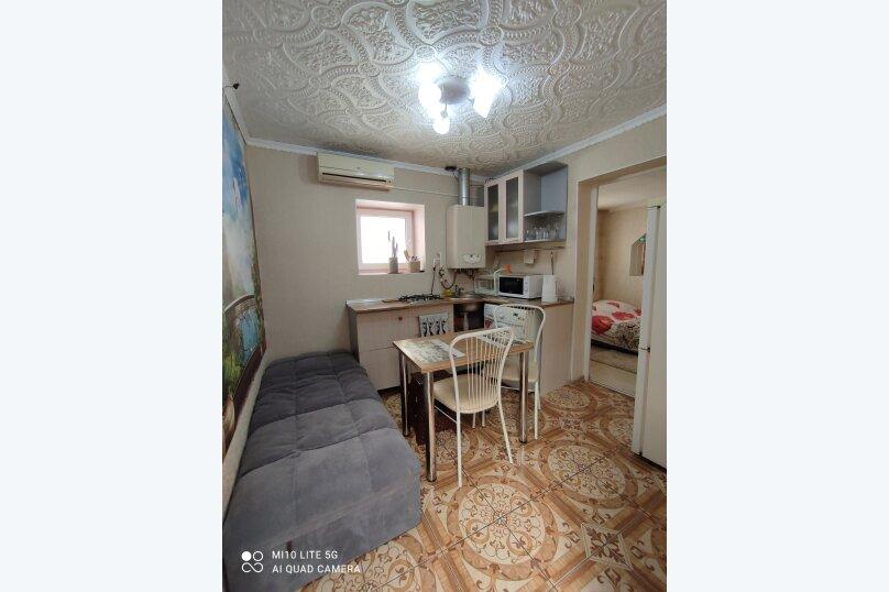 2-комн. квартира, 35 кв.м. на 4 человека, Среднеслободская улица, 11, Ялта - Фотография 42