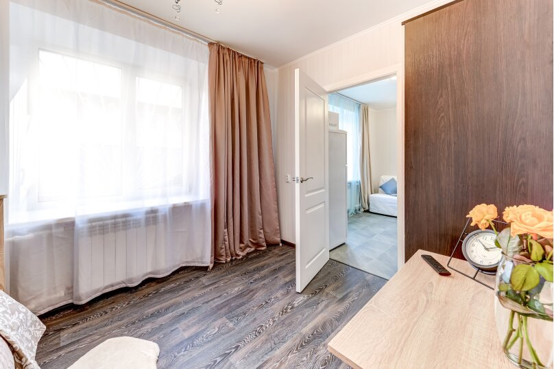 1-комн. квартира, 35 кв.м. на 4 человека, Железноводская улица, 66, метро Приморская, Санкт-Петербург - Фотография 16