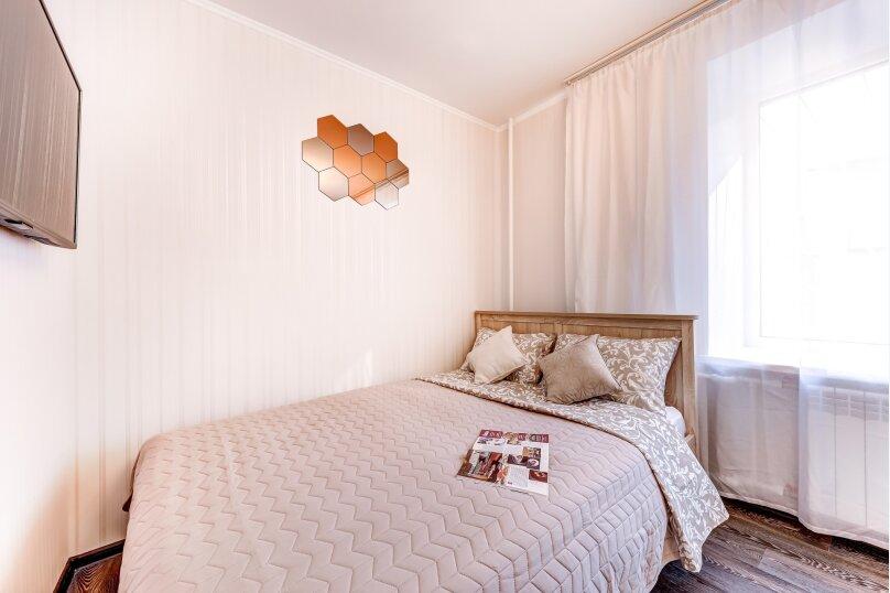 1-комн. квартира, 35 кв.м. на 4 человека, Железноводская улица, 66, метро Приморская, Санкт-Петербург - Фотография 17