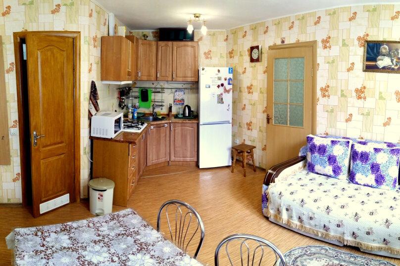 Этаж коттеджа, 38 кв.м. на 4 человека, 1 спальня, улица Соловьёва, 30Б, Гурзуф - Фотография 4