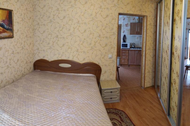 Этаж коттеджа, 38 кв.м. на 4 человека, 1 спальня, улица Соловьёва, 30Б, Гурзуф - Фотография 7