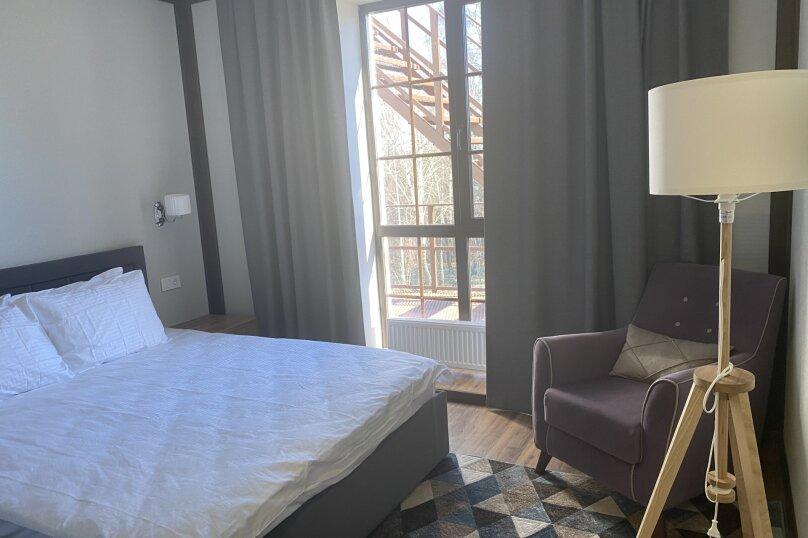 Одноместный/двухместный двухкомнатный стандарт с одной кроватью, Окружная дорога, 14-й километр, 6, Тюмень - Фотография 1