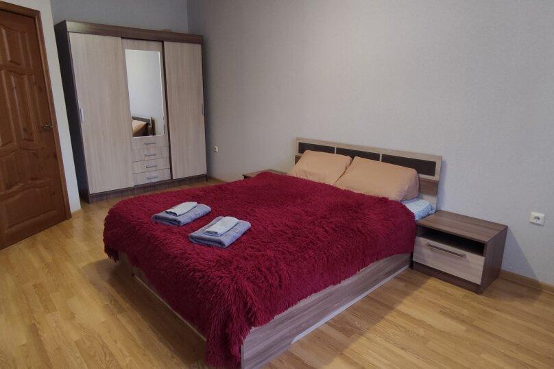 2-комн. квартира, 80 кв.м. на 6 человек, Чистопольская улица, 68, Казань - Фотография 10