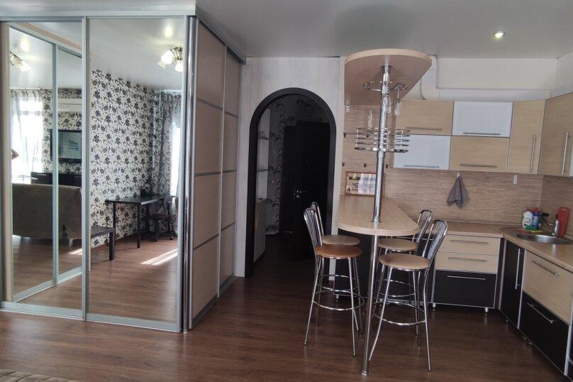 1-комн. квартира, 60 кв.м. на 4 человека, улица Сибгата Хакима, 60, Казань - Фотография 12