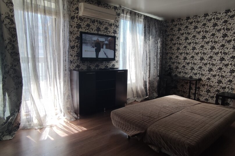 1-комн. квартира, 60 кв.м. на 4 человека, улица Сибгата Хакима, 60, Казань - Фотография 14
