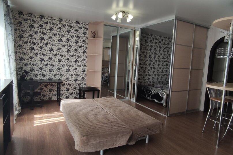 1-комн. квартира, 60 кв.м. на 4 человека, улица Сибгата Хакима, 60, Казань - Фотография 15
