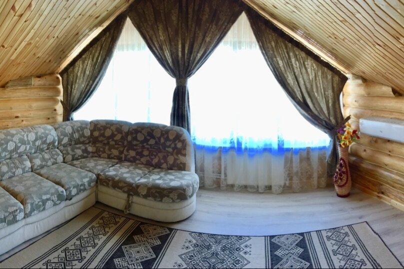 2х этажный ЭКО Дом, 120 кв.м. на 10 человек, 2 спальни, улица Инициативных, 3, Судак - Фотография 7