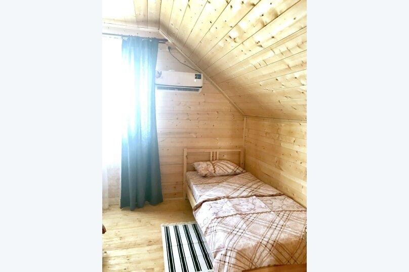 Коттедж «Лазурный-1», 96 кв.м. на 9 человек, 2 спальни, Прибрежная улица, 75, Темрюк - Фотография 11