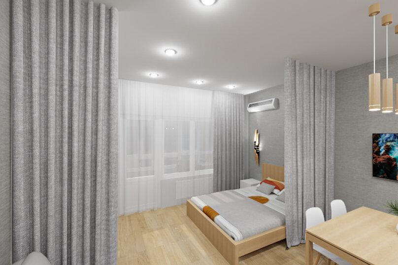 1-комн. квартира на 4 человека, Пионерский проспект, 274Б, Анапа - Фотография 3