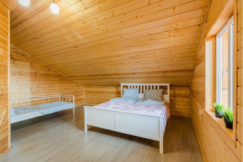 Уютный коттедж в Лесколово с тёплым бассейном и баней, 170 кв.м. на 16 человек, 4 спальни, Подгорная линия, 2959, Санкт-Петербург - Фотография 9