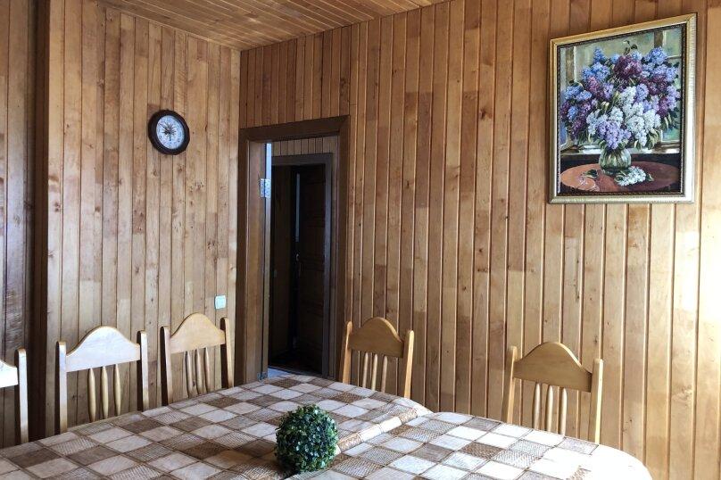 """Уютный дом, 130 кв.м. на 18 человек, 5 спален, СНТ """"Чайка"""" Абрикосовая, 45, Севастополь - Фотография 15"""