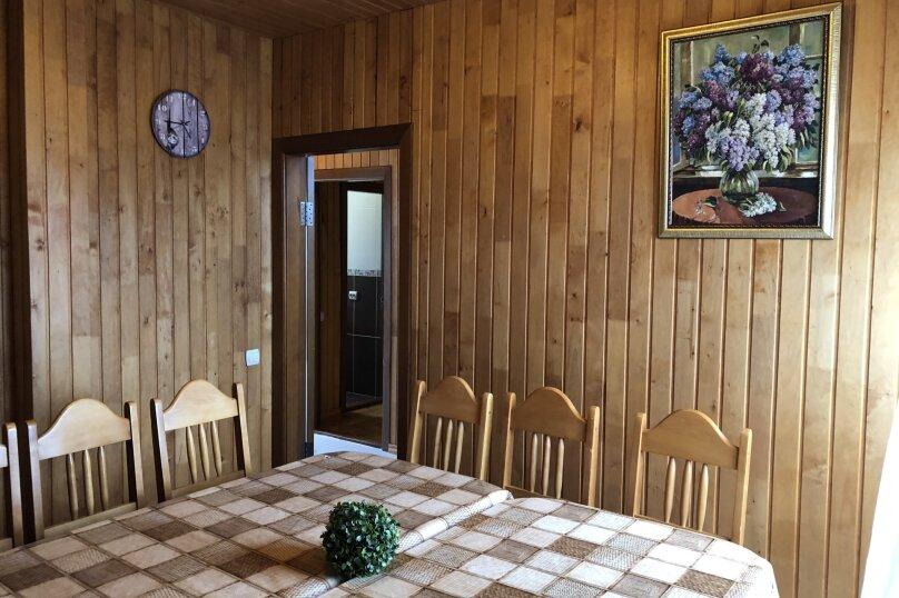 """Уютный дом, 130 кв.м. на 18 человек, 5 спален, СНТ """"Чайка"""" Абрикосовая, 45, Севастополь - Фотография 17"""