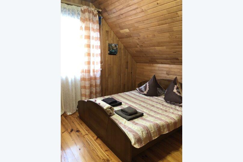 """Уютный дом, 130 кв.м. на 18 человек, 5 спален, СНТ """"Чайка"""" Абрикосовая, 45, Севастополь - Фотография 23"""