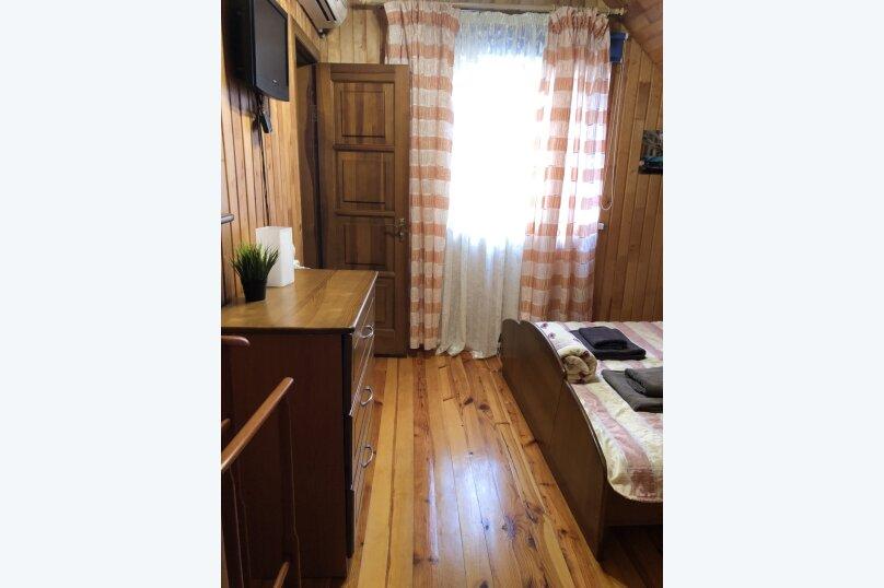 """Уютный дом, 130 кв.м. на 18 человек, 5 спален, СНТ """"Чайка"""" Абрикосовая, 45, Севастополь - Фотография 24"""