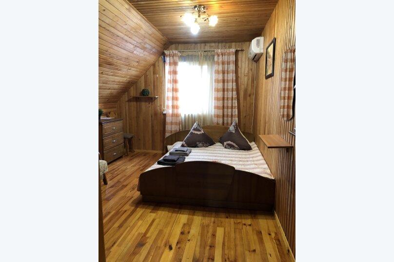 """Уютный дом, 130 кв.м. на 18 человек, 5 спален, СНТ """"Чайка"""" Абрикосовая, 45, Севастополь - Фотография 25"""