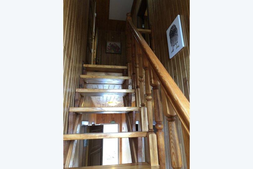 """Уютный дом, 130 кв.м. на 18 человек, 5 спален, СНТ """"Чайка"""" Абрикосовая, 45, Севастополь - Фотография 33"""