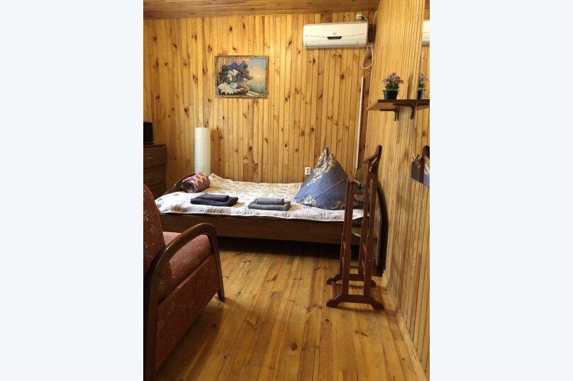 """Уютный дом, 130 кв.м. на 18 человек, 5 спален, СНТ """"Чайка"""" Абрикосовая, 45, Севастополь - Фотография 34"""
