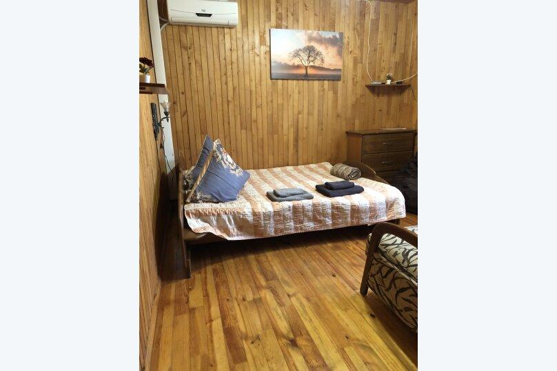 """Уютный дом, 130 кв.м. на 18 человек, 5 спален, СНТ """"Чайка"""" Абрикосовая, 45, Севастополь - Фотография 39"""