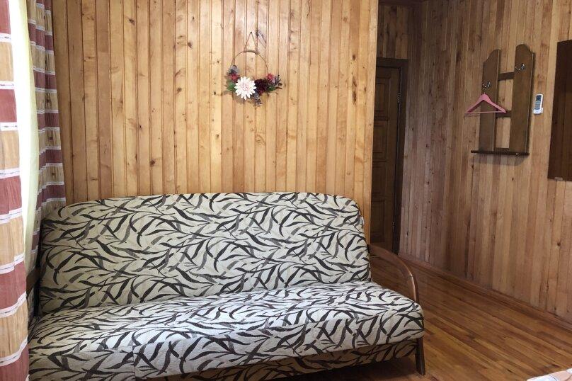 """Уютный дом, 130 кв.м. на 18 человек, 5 спален, СНТ """"Чайка"""" Абрикосовая, 45, Севастополь - Фотография 41"""