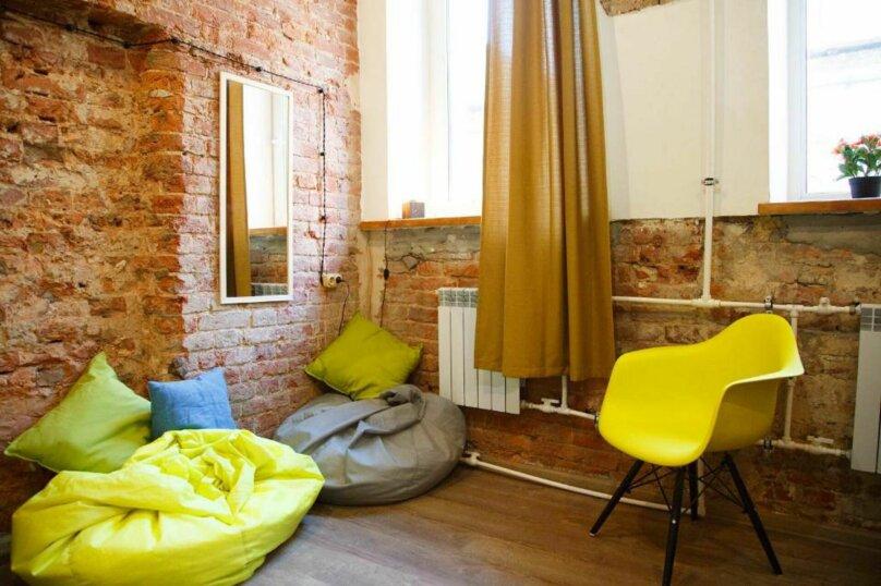 """Отель """"PROloft Hotel&Hostel"""", Почтамтская улица, 16-18Е на 25 номеров - Фотография 45"""