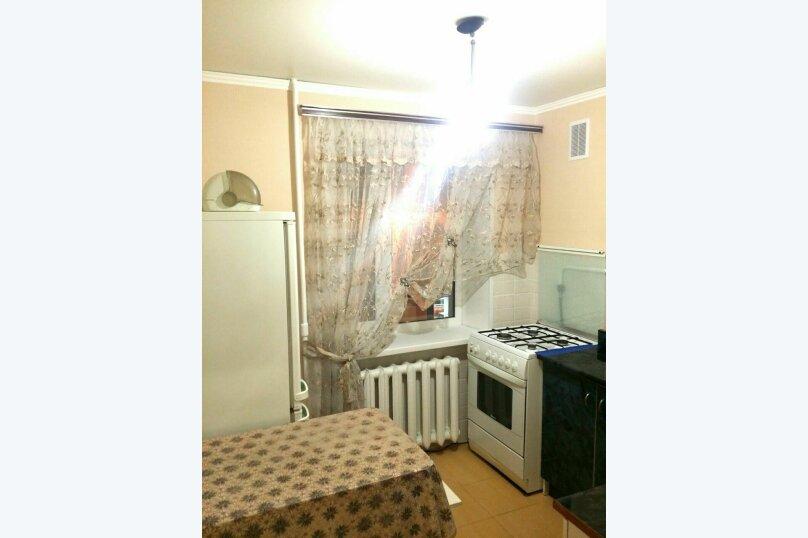 2-комн. квартира, 45 кв.м. на 5 человек, Астраханская улица, 3, Анапа - Фотография 1