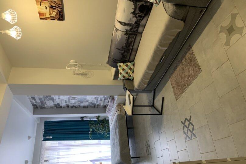 1-комн. квартира, 50 кв.м. на 4 человека, улица Кирова, 29, Ялта - Фотография 2