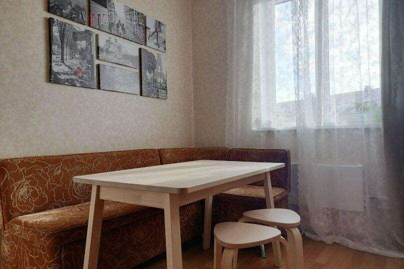2-комн. квартира, 56 кв.м. на 4 человека, улица Мира, 2к3, Осташков - Фотография 3
