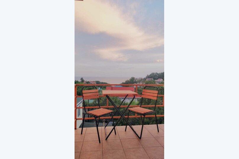 Двухместный номер Делюкс с 1 кроватью и видом на море (76101), Сибирский переулок, 10, Совет-Квадже, Сочи - Фотография 6