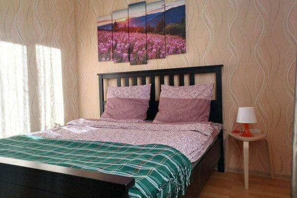 2-комн. квартира, 56 кв.м. на 4 человека, улица Мира, 2к3, Осташков - Фотография 1