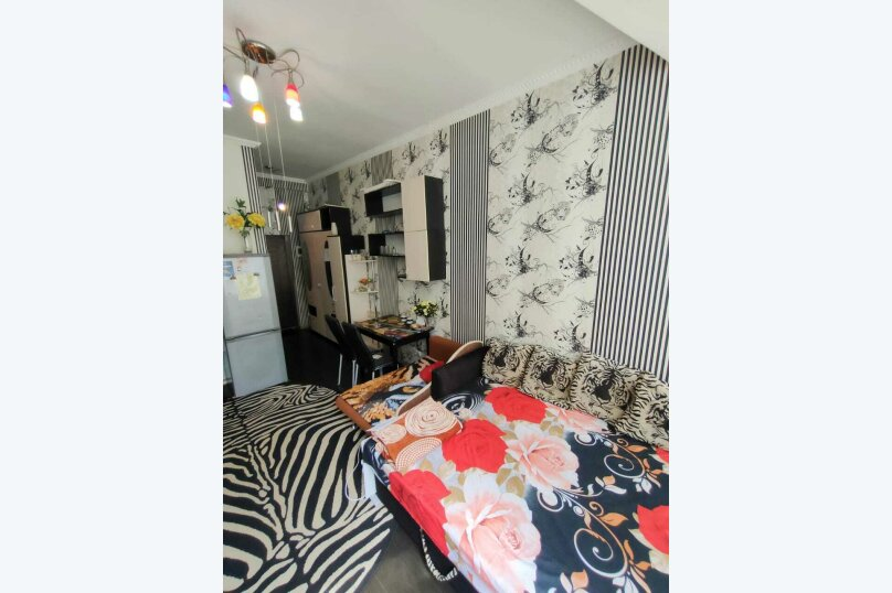 1-комн. квартира, 25 кв.м. на 3 человека, улица Кириченко, 7, Туапсе - Фотография 23