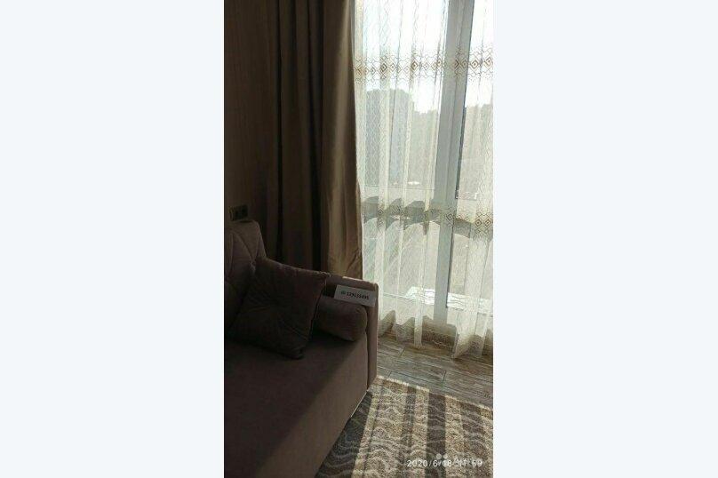 1-комн. квартира, 34 кв.м. на 4 человека, Волжская улица, 30/1, Сочи - Фотография 16